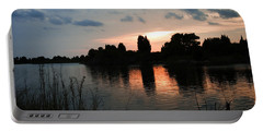 Evening Reflection Portable Battery Charger