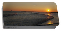 Evening Sky Portable Battery Charger