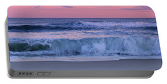 Evening Waves - Jersey Shore Portable Battery Charger