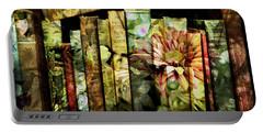 Evie's Book Garden Portable Battery Charger