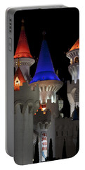 Excalibur Casino After Midnight Portable Battery Charger