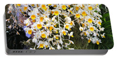 Exotic Aerides Portable Battery Charger