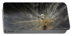 Portable Battery Charger featuring the photograph Explosion by Michelle Meenawong