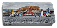 Extreme 40 At Cardiff Bay Portable Battery Charger