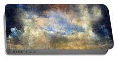 Eye Of The Storm  - Abstract Realism Portable Battery Charger