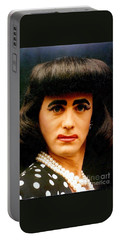 eye see Colours Of Joan Crawford At The Southern Decadence In New Orleans Louisiana Portable Battery Charger