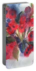 Faded Memories Portable Battery Charger