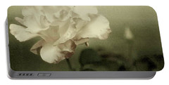 Faded Rose Portable Battery Charger