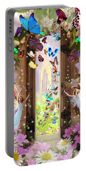 Fairy Door Portable Battery Charger