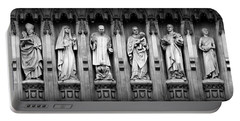 Faithful Witnesses Portable Battery Charger by Stephen Stookey