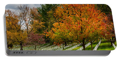 Fall Arlington National Cemetery  Portable Battery Charger