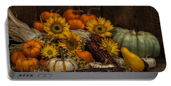 Fall Assortment Portable Battery Charger