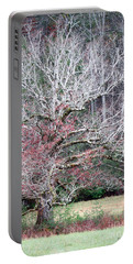 Fall At Cades Cove Portable Battery Charger