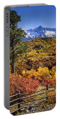 Fall At Dallas Divide Portable Battery Charger