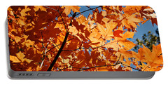 Fall Colors 2 Portable Battery Charger