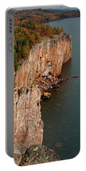 Fall Colors Adorn Palisade Head Portable Battery Charger