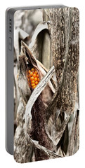Fall Corn Portable Battery Charger