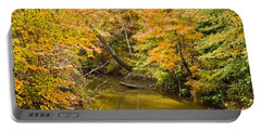 Fall Creek Foliage Portable Battery Charger