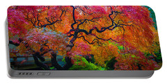 Fall Crowning Glory  Portable Battery Charger
