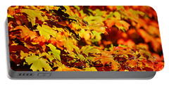Fall Foliage Colors 13 Portable Battery Charger