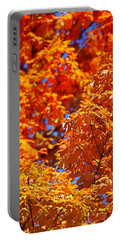 Fall Foliage Colors 17 Portable Battery Charger