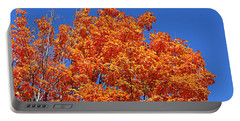 Fall Foliage Colors 19 Portable Battery Charger