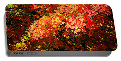 Fall Foliage Colors 21 Portable Battery Charger