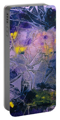 Fall Frost Dancing Portable Battery Charger