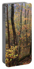 Fall Mist Portable Battery Charger