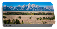 Fall Tetons   Portable Battery Charger