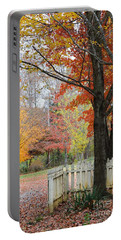 Fall Tranquility Portable Battery Charger