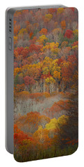 Fall Tunnel Portable Battery Charger