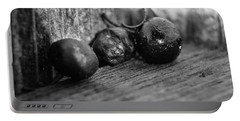 Fallen Berries Portable Battery Charger