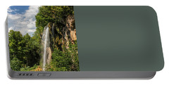 Falling Springs Falls Portable Battery Charger