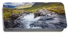 Falls With A View Portable Battery Charger