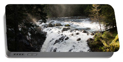Waterfall Magic Portable Battery Charger
