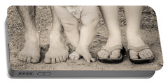 Family Feets Portable Battery Charger