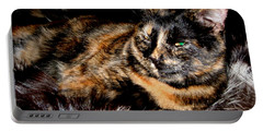 Fancy Cat Portable Battery Charger