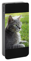 Farm Kitty Portable Battery Charger