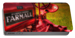 Farmall Morning Portable Battery Charger
