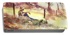 Farmers And Hunters Heaven Portable Battery Charger