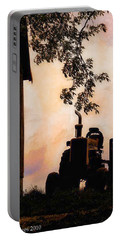 Farmers Sunset Portable Battery Charger