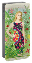 Fashion And Art - Limited Edition 1 Of 10 Portable Battery Charger