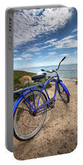 Fat Tire Portable Battery Charger