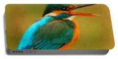 Feathered Friends Portable Battery Charger