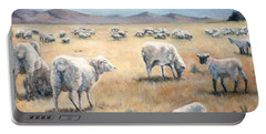 Feed My Sheep Portable Battery Charger