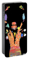 Fela Kuti Portable Battery Charger