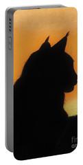 Feline - Sunset Portable Battery Charger