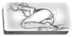 Female-erotic-sketches-8 Portable Battery Charger