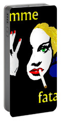 Femme Fatale Portable Battery Charger